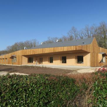 On inaugure le foyer d'hébergement de Siorac-de-Ribérac !